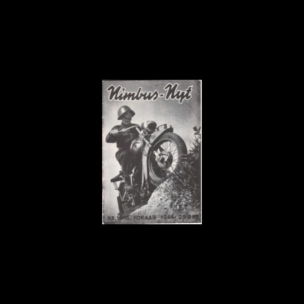 Nimbus nyt Forår 1944 nr. 15-16