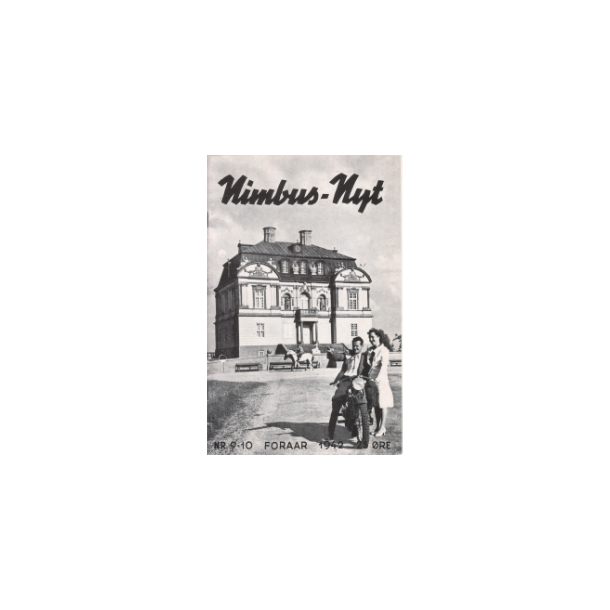 Nimbus nyt Forår 1942 nr. 9-10