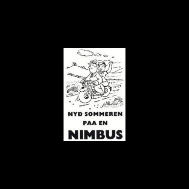 Postkort - Nyd sommeren på en Nimbus