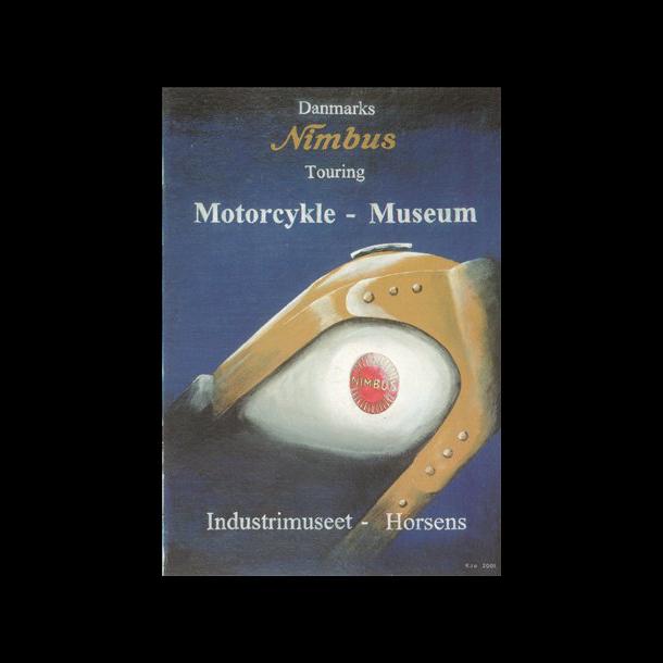 Postkort - Museum